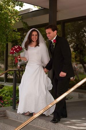 Chris and Jen Wedding