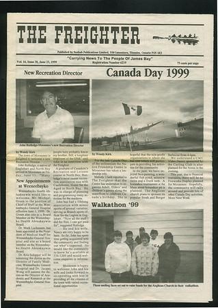 Freighter 1999 June 23