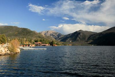 A week in Grand Lake, CO