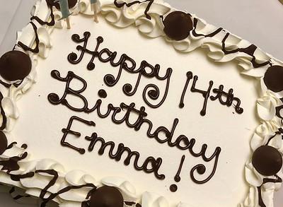 Emma's 14th (2019)