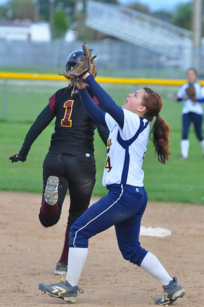 West Albany vs. Crescent Valley Softball
