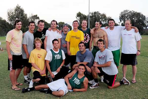 UCSD Summer League Championship Game, Aug 17, 09