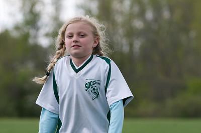 3rd Grade Girls Soccer Spring 2009