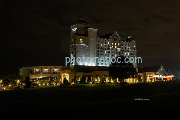 Night Lights at The Grandover Resort and Spa