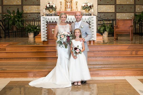 Paige + Collin - Bridal Portraits