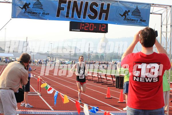 FINISH - 15 Mile CDR - Times 1:20:12 thru 2:20:22