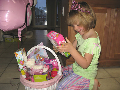 Easter - March 2008