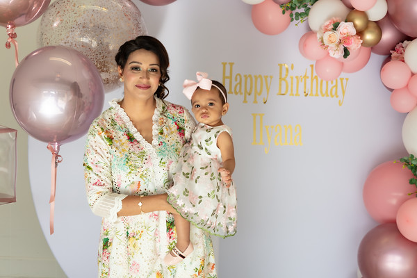 Ilyana's 1st Birthday