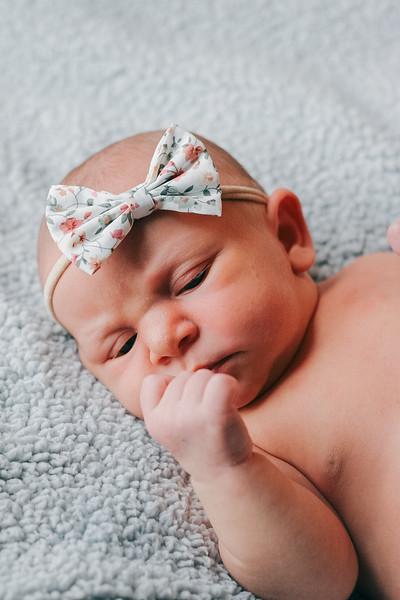 2020 Newborn // Hannah