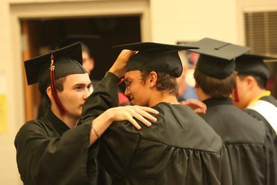 Bangor graduation 2013 GRAD13