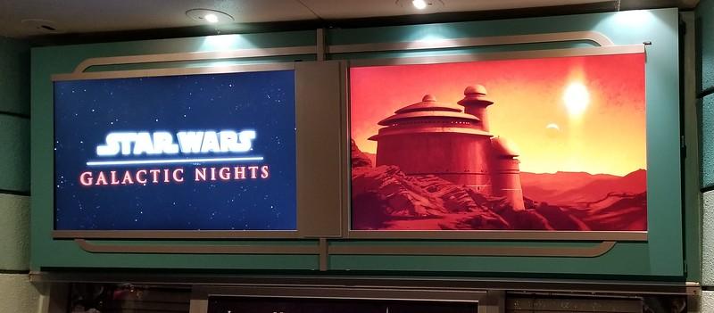 Star Wars Galactic Nights 2017