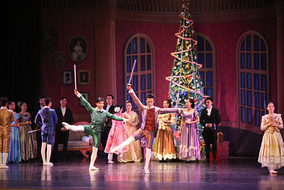 The Nutcracker - HSBO 11/2013