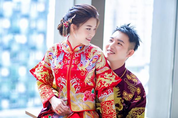 台中商旅 | 訂結儀式 | My Darling 寵愛妳的婚紗