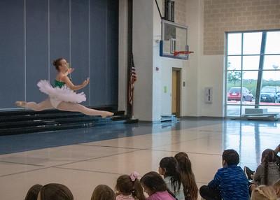 Ballet Performance by Jordyn Giffen