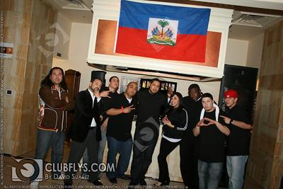 2010-02-11 [Hope for Haiti, North India Lounge, Clovis, CA]