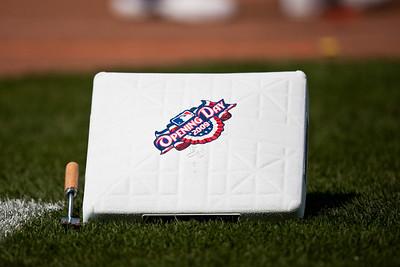 Yankees at Royals : Home Opener : 4/10/2009