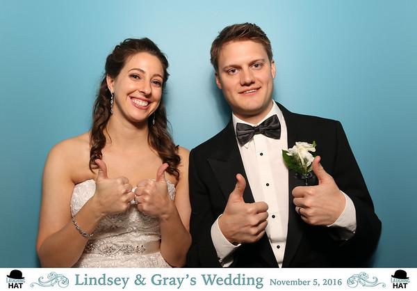 Lindsey & Gray's Wedding