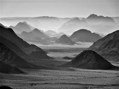 DIGITAL-MONO-ADVANCED-SILVER-JORDANIAN DESERT-KATHY VITALE
