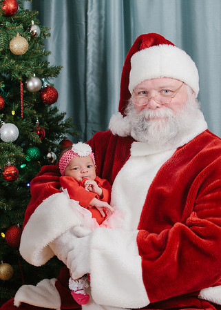 Mat & Danielle Santa Mini