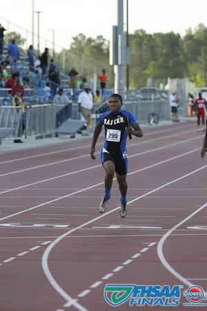 Class 3A - Running Event Finals - Boys 4X100 Relay