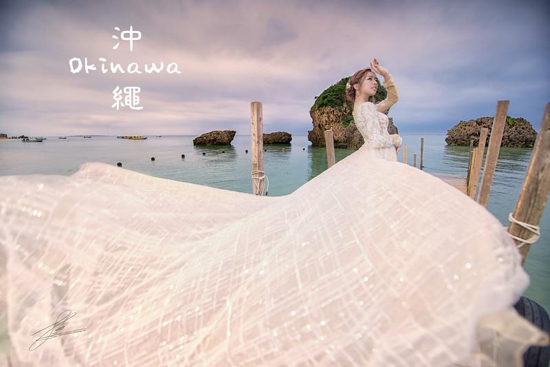 沖繩婚紗、海外婚紗