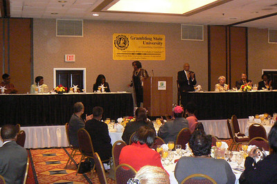 Grambling Alumni breakfast 2011