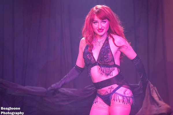 Craves Cabaret March 2018