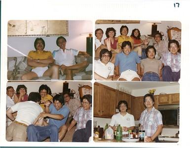 5-23-1982 Miyamura, Owyang, Cheung Graduation