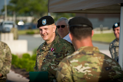 2016 06 01 3RD BATTALION, 81ST ARMORED REGIMENT Change of Command Ceremony
