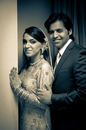 Maryum & Nabeel Valima Reception