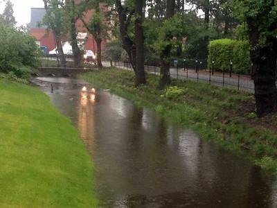 20160530 Wateroverlast in Ravels