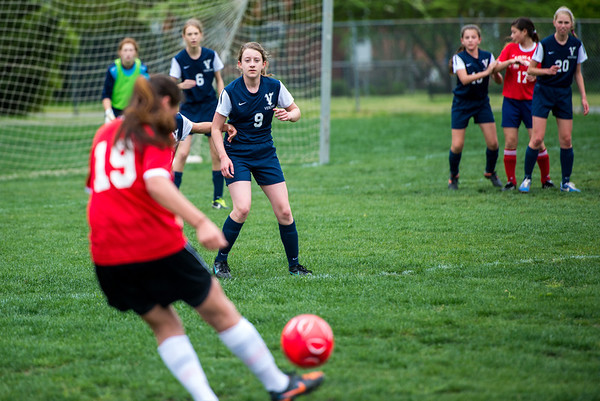 Veritas Girls Soccer 2013