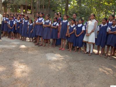 Campus Life, Usgaon, India