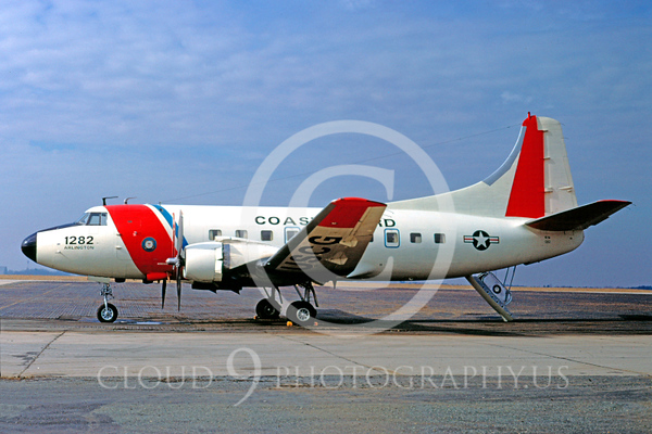 US Coast Guard VC-3 Military Airplane Pictures