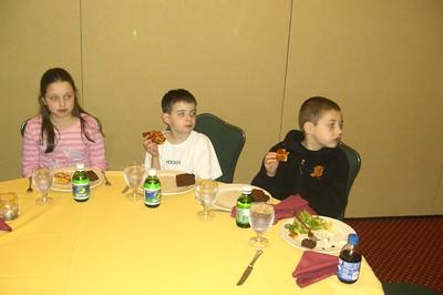 January 13, 2007 - Dinner