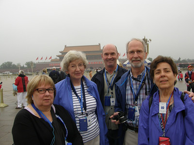 China & Grand Yangtze River Cruise - 2013