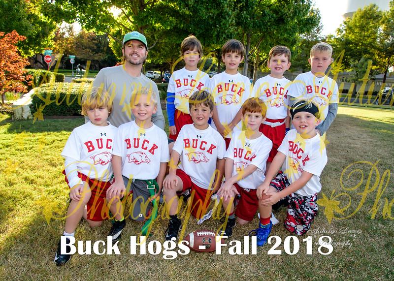 20181101 - # C3 1B UP Buck Hogs
