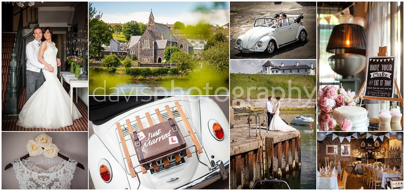 Jayne + David Tartine Wedding Bushmills