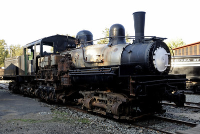 California: State Railroad Museum, Jamestown, 2011