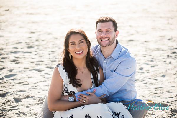Mariana + David | Coronado Engagement Photos | San Diego Wedding Photographer