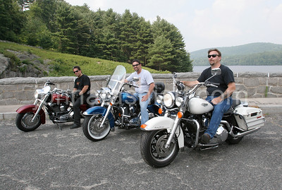 HD Ride with Albert Entralgo, Judd & ? - July 10, 2006