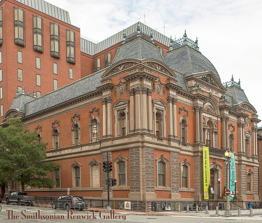 The Renwick Gallery (Smithsonian Museum)