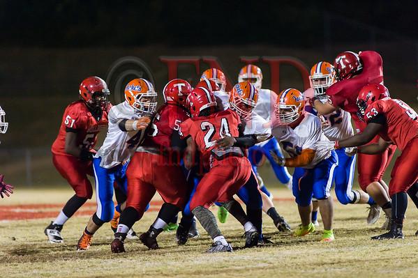 11-04-16 THS vs Lexington