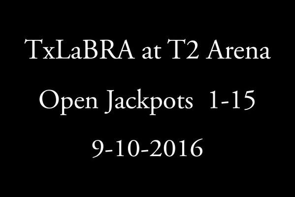 9-10-2016 Open Jackpots  1-15