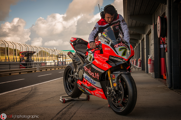 20th February 2017: Phillip Island - WSBK Test Day