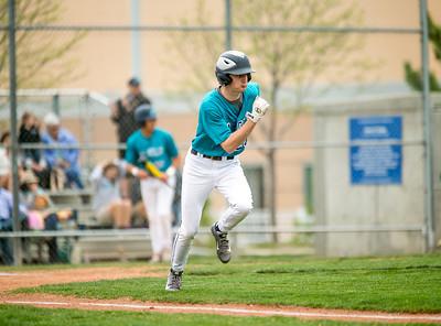 Juan Diego vs Morgan boys varsity baseball