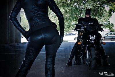Batman & Catwoman TDK - Thomas & Ivy