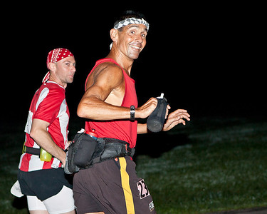 """The Runners"" Burning River Ultra 100 -  8-1-2010"