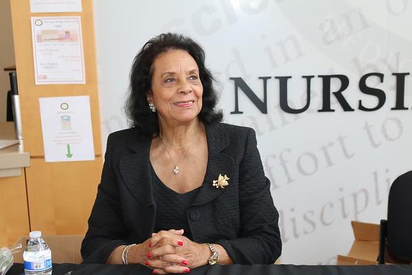 Nurses Week 2015 - Evelyn Allen Johnson