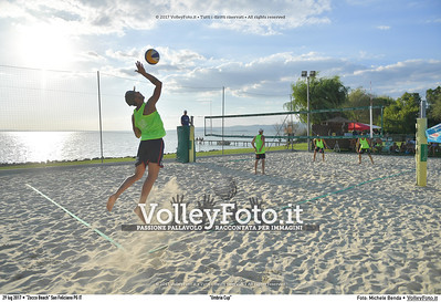 Pochini-Agostini vs. Serafino-Tretto #UmbriaCup2017 #BeachVolley